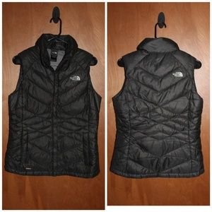 North Face Down Vest 550 Womens M